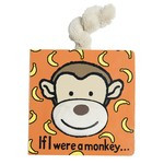 Definitely one for cheeky readers! 'If I Were a Monkey' is funny, feely and perfect for swinging scamps! A sturdy board book bursting with colour, it's the perfect gift for any nursery. Little ones can listen, look and play with feely panels to imagine being a monkey. Tails you win!