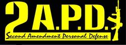 Second Amendment Personal Defense