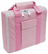 """PINK"" Hard Pistol Case"