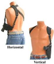 Single Pad Shoulder Holster