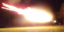 12 Gauge FireBall round, 8 Rounds, Dragon's Breath