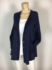 Color Me Cotton CMC Alex Style in Navy CLEARANCE   Small