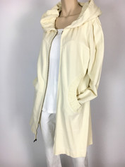 Color Me Cotton CMC Leah Jacket in Cream SALE