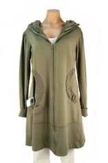 Color Me Cotton CMC Leah Jacket in Olive SALE