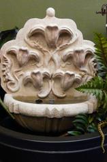 Water Fountain Indoor/Outdoor Lilies Design  SALE