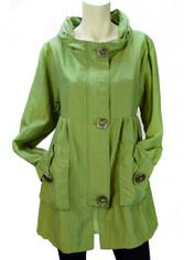 Go Everywhere Jacket in Green
