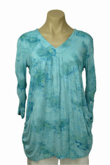 Caribe Blue Top 2 by Impulse Small