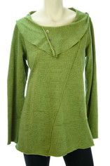 Color Me Cotton Tunic in Olive