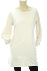 Color Me Cotton CMC Tunic in Buttermilk  SALE