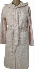 Barefoot Dreams Youth CozyChic Cover Up/Robe in Ivory on Sale