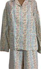 Country Print Flannel PJ set by Pine Cone Hill  XLarge
