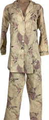 Art Deco Style Print Cotton Pajamas by Pine Cone Hill