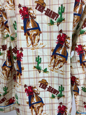 Cowgirl Dreams Flannel Pajama Set   XLarge