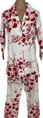 Pine Cone Hill Red & White Bold Print Pajamas