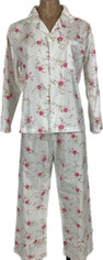 Summer Dreams  Cotton Capri Pajama Set from Powell Craft   Small