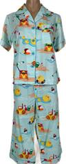 Ducky Capri Pajamas