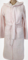 Barefoot Dreams Children's 6-8 Cover Up/Robe in Pale Pink on Sale