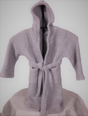 Toddler Barefoot Dreams Cover Up/Robe in Light Lilac
