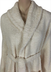 Barefoot Dreams CozyChic Robe in Ivory on Sale