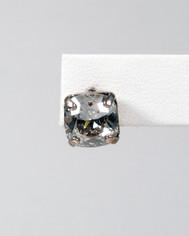 La Vie Parisienne Post Earrings Clear Crystal