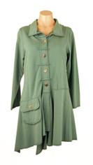 Color Me Cotton CMC Alissa Jacket in Teal Dream  SALE