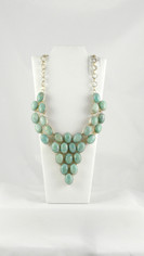 Amazonite Blue Necklace