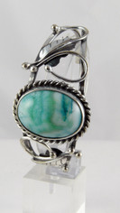 Agate Cuff Bracelet
