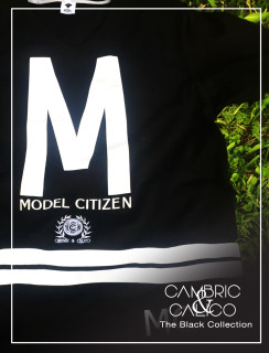 MCXV Model Citizen V Neck Crew By Cambric and Calico