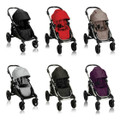 Baby Jogger City Select Black Frame Double Stroller New - Free Shipping