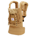 Original Ergo Baby Carrier Camel New In Box