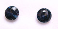 Montana Sapphires Round Brilliant Matched Pair