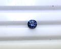 Montana Yogo Sapphire round .29ct  3.7mm