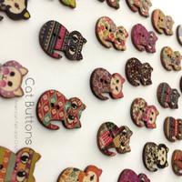 Cat Buttons