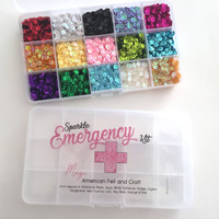 Sparkle Emergency Mega Sequin Set 5mm