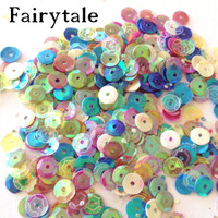 Fairytale  - 6mm Cupped Sequins