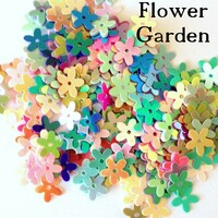 Flower Garden  - 6mm Sequins