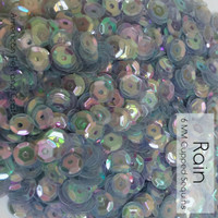 Rain  - 6mm Cupped Sequins