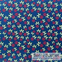 Berry Bushel - printed felt