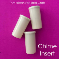 Chime Insert, great for baby and pet toys