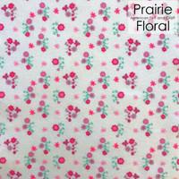 Prairie Floral - Printed Felt