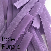 Hook and Loop - Pale Purple