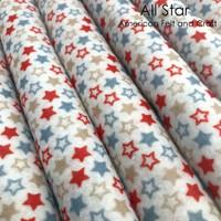 All Star  - Printed Felt
