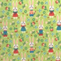 Rabbit Run  - Printed Felt
