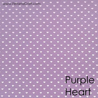 Heart Felt - Purple