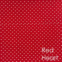 Heart Felt - Red