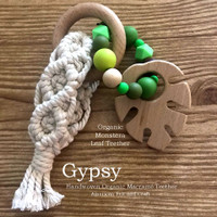 Gypsy Macrame Teether