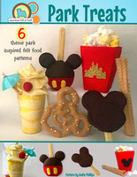 Park Treats - PDF Pattern NEW