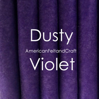 Dusty Violet