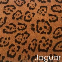Jaguar Cat Print felt