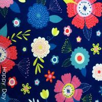 Happy Day- printed felt